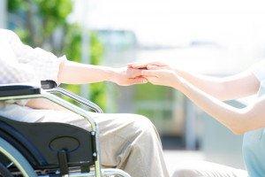 高齢者、障がい者